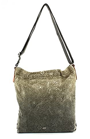 ESPRIT edc Donna Sac Shoulderbag Khaki Green