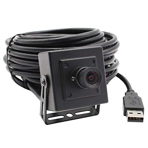 ELP Webcam 720p USB Camera 100 W05mt