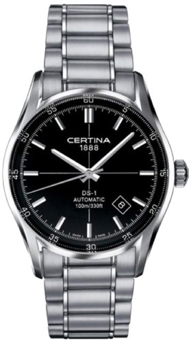 Certina C006.407.11.051.00 Men's Watch XL Analogue Automatic Stainless Steel