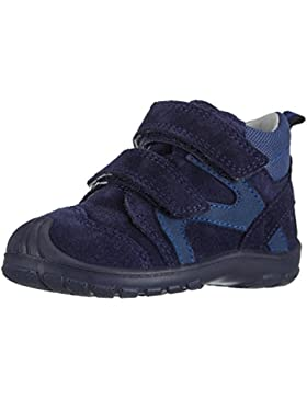 Superfit Softtippo - Zapatillas de Running de Piel Bebé-Niñas