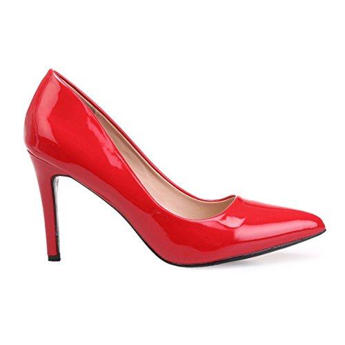 Escarpin La de Type Rouge Modeuse Stiletto OAq50