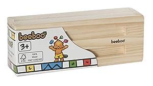 beeboo - El Juego Incluye 11 Piezas de Valla de Madera