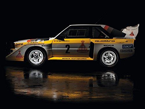 Classic Ride - Audi S1 Quattro Teil 2