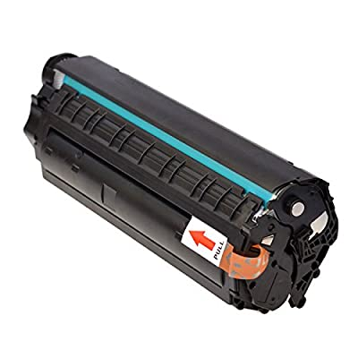 Kataria It 12A Toner Cartridge Compatible For Hp Laserjet Printers - Black (Q2612A)