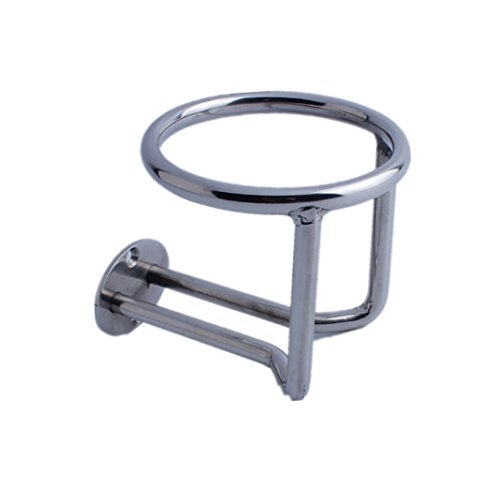 Stainless Steel Open Design Cup Drink Holder Test