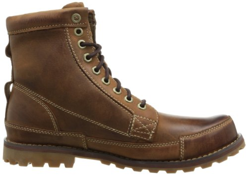 Timberland Earthkeeper, Chaussures montantes homme Marron (Red Brown Burnished)