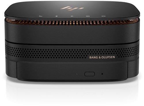 HP Elite Slice - Intel Core i5-6500T (6M Cache 2.5GHz), 8GB DDR4 2133MHz, 256GB SSD, Intel HD Graphics 530, Ethernet, Wi-Fi 802.11 ac, Bluetooth, Windows 10 Pro 64-bit + Audio-Modul, ODD-Modul
