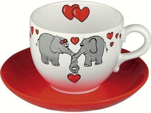 Verliebte Elefanten (Jumbo Elefant)