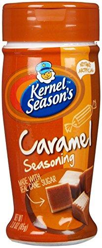 Kernel Gewürz - Caramel Popcorn Gewürze (85g) Popcorn Aroma - Popcorn Belag
