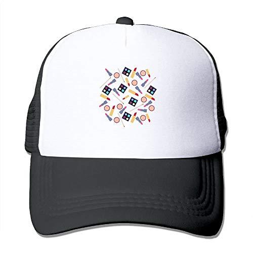 Sports Baseball Caps Makeup Tools Adjustable Trucker Sun Hats for Running Outdoor makeup purse Baseball-cap-tool