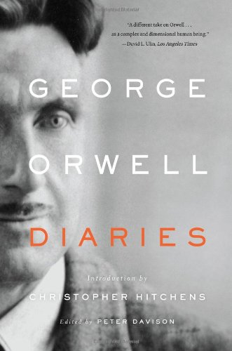 Diaries by Christopher Hitchens,George Orwell,Peter Davison