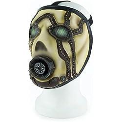 Disfraz Psyco Máscara