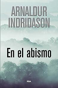 En el abismo par Arnaldur Indridason