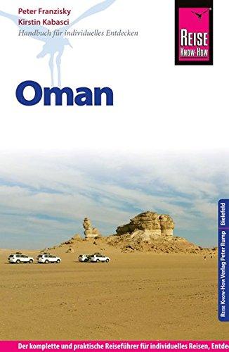 Reise Know-How Reiseführer Oman