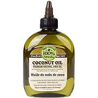 Aceite cabello y cuerpo coco, 230 ml.