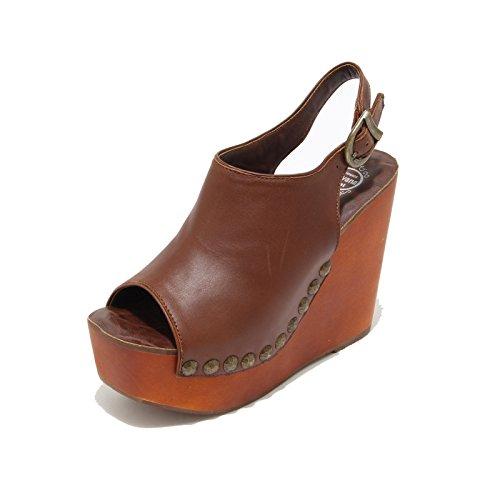 3373I zoccoli zeppe donna JEFFREY CAMPBELL snick miss sandali scarpe shoes women [41]