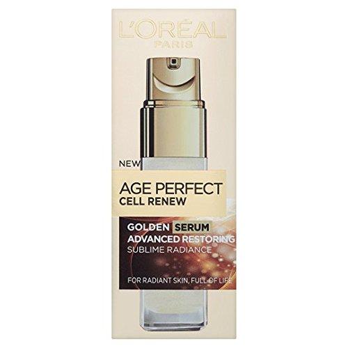 L 'Oreal Paris Age Perfect Cell Renew Gold Serum 30ml