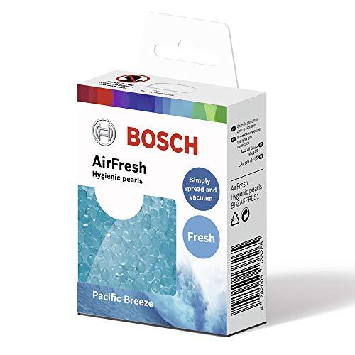 Bosch BBZAFPRLS2 Duftperlen zum Neutralisieren von unangenehmen Gerüchen, für alle Staubsauger geeignet, Duftrichtung Wild Berries