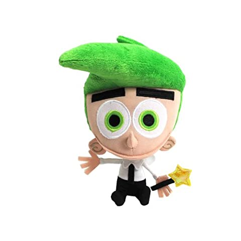 Nicktoons Fairly Odd Parents Cosmo Plush by Nicktoons