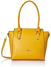 Lavie TOPIRAMATE Women's Satchel (Ocher)