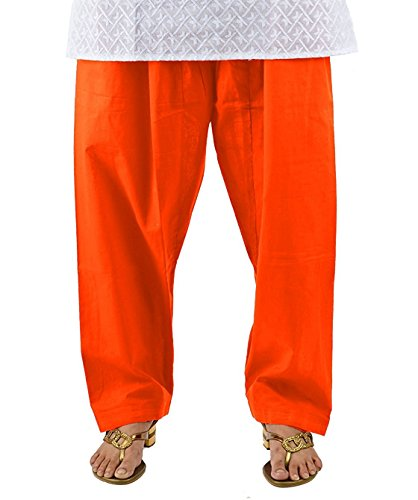 Kalpit Creations Women's Premium Cotton Traditional handmade Readymade Salwar 100% Cotton Free...