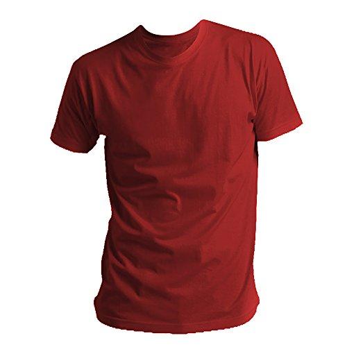 SOLS Regent Herren T-Shirt, Kurzarm Tango Rot