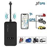 Zeerkeer GPS-Tracker für Autos, Echtzeit-Position, mit Geofence-Alarm, Diebstahlsicherung, Lokalisierer für Auto und Wasserdicht -Management