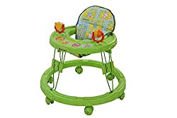 Mothertouch Chikoo Round Walker (Green)