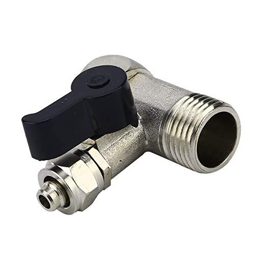 Morning May 1/2 Zoll A 3/8 Zoll Wasserhahn, Kugelsicherung, Adapter für Wasserfilter
