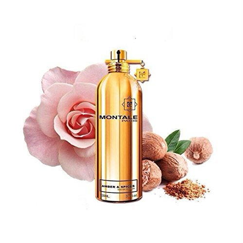 100% Authentic MONTALE AMBER & SPICES Eau de Perfume 100ml Made in France