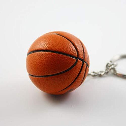 SchlüsselbundTasche hängen kleine Basketball-Anhänger Jungen Dekorieren Rucksack Trend Dekoration einfach