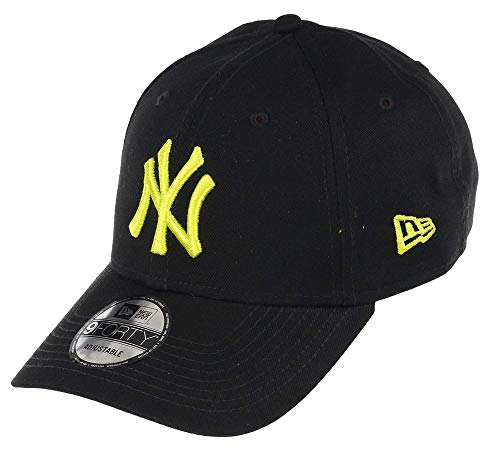 New Era Kappe Adjustable League Essential 9Forty 11871474 New York Yankees - Black One Size