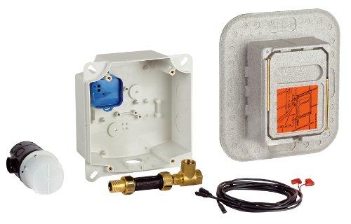 GROHE Rohbau-Set für Infrarot-Elektronik , zum Anschluss an vorgemischtes Wasser oder an Kaltwasser 36264000