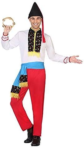Atosa 38767 Ukrainische Tracht Kostüm, XL