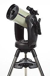 Celestron Cpc Deluxe 800 Hd Computerised Telescope - Blackwhite