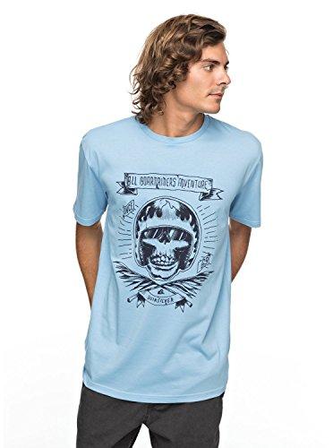 Quiksilver SHD Max - T-Shirt - T-Shirt - Männer - M - Blau