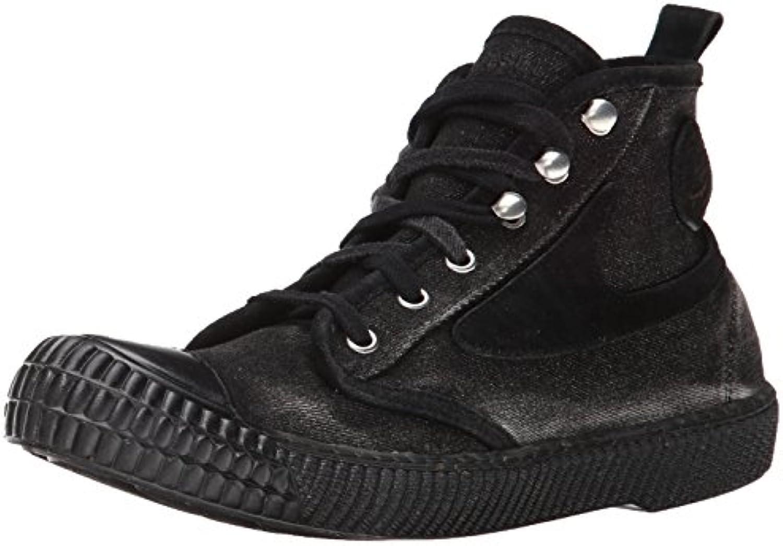 Diesel  Schnürschuhe Sneaker  Draags94 Men black/black  black used [16171]