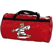 """'DANRHO """"Thumbs Up Kwon KI de funda oso rojo Niños Niñas funda bolsa de deporte bolsa de deporte bolsa de entrenamiento Kids Budo Lucha Lucha Ju Jutsu BJJ Aikido Artes Marciales Taekwondo Kung Fu 336018002"""