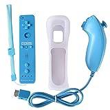 CaaWoo Manette de Wii Wii U de Jeux Motion Plus Accélérateur de Jeux Télécommande...