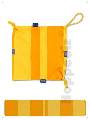 Preisvergleich Produktbild Hoppediz St-mad Schnuffel- und Spucktuch, gelb