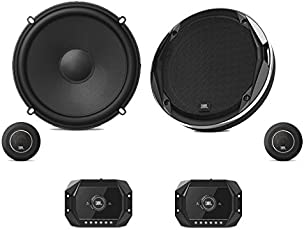 """JBL STADIUMGTO600C - 6-1/2"""" (160mm) Two-Way Component System w/Gap switchable Crossover, Peak Power 300W, 100W (RMS)"""