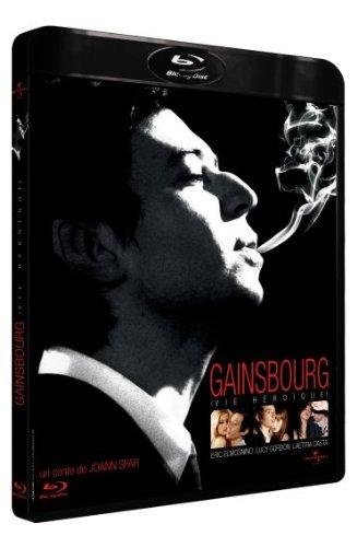 Bild von Gainsbourg: Vie Heroique [Blu-ray] [FR Import]
