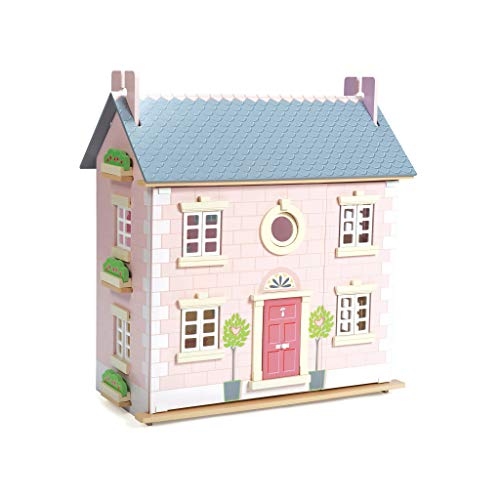 Le Toy Van Wooden Bay Tree Doll's House
