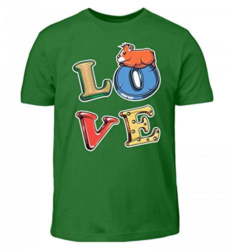 Hochwertiges Kinder T-Shirt - Meerschweinchen Guinea Pig Nagetier Nager Fun Shirt Spruch Lustige Geschenk Idee Haustier