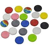 20 X Silikon Analog Controller-Stick Daumenschlaufe Cap Schale für PS3 Xbox 360 Xbox ein Spiel Zubehör Ersatzteile