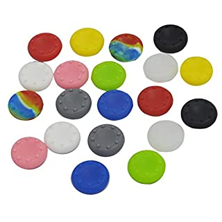 20 x Silicone Analog Controller Thumb Stick Grips Cap Cover For PS3 Xbox 360 Xbox One Game Accessories Replacement Parts (B00J971BMQ) | Amazon price tracker / tracking, Amazon price history charts, Amazon price watches, Amazon price drop alerts