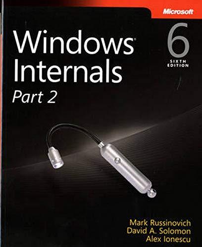 Windows Internals, Part 2