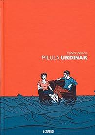 Pilula urdinak par Frederik Peeters