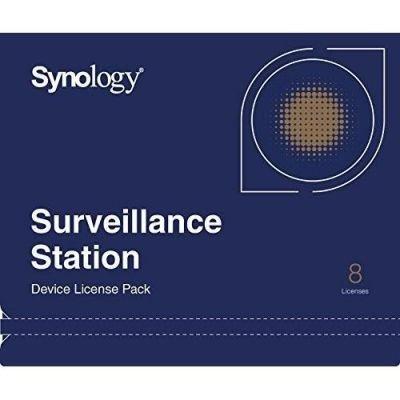 NAS / License / DEVICE LICENSE (X 8) / für 8 Kameras bzw. Kanale