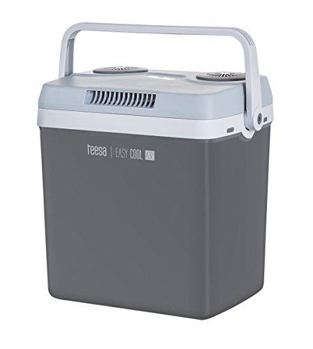 Teesa TSA5001 5001 Tragbare Kühlbox mit Warmhaltefunktion, 32 Liter